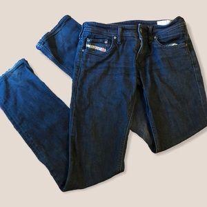 Diesel jeans - Lowky wash 008FE_ stretch